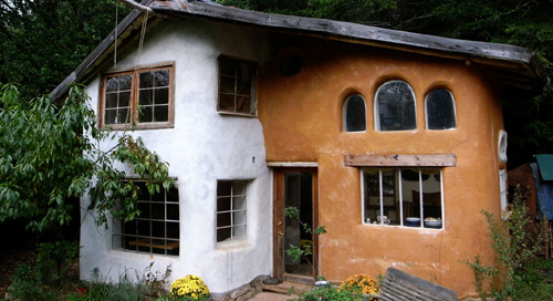 Alternative housing temperate climate permaculture for Alternative housing