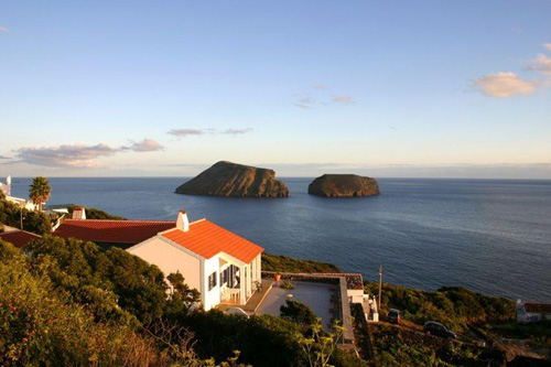 Split Rock, Terceira Island, Azores