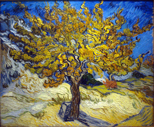 Mulberry Tree by Vincent Van Gough